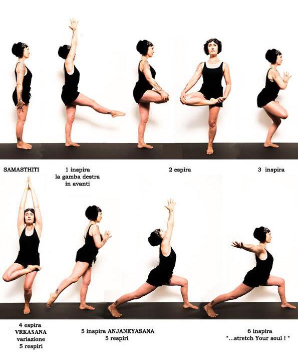 Le nostre risorse spirituali risiedono anche nel corpo e possiamo  attingervi attraverso lo Yoga  il muscolo Ileo-psoas strettamente e  profondamente connesso ... 225fd77a827b