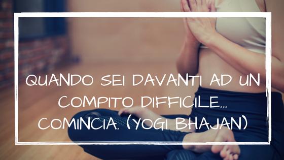 Liberiamoci dalle paure con il Kundalini Yoga